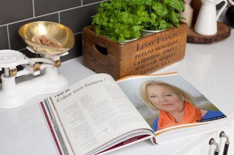 Caroline Kookt voor Koggenlandse Kiezers