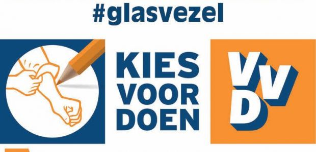VVD maakt Glasvezel mogelijk in Koggenland