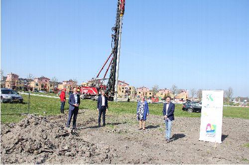 Bouw Kindcentrum Avenhorn van start