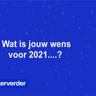 De beste wensen voor 2021: #samensterkerverder