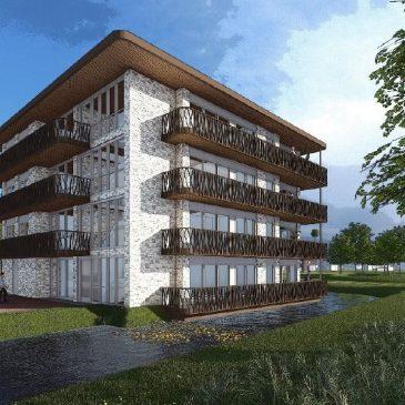 VVD positief over de bouw van 11 luxe appartementen in de Buitenplaats van De Goorn.